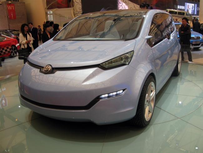 Brilliance EV concept