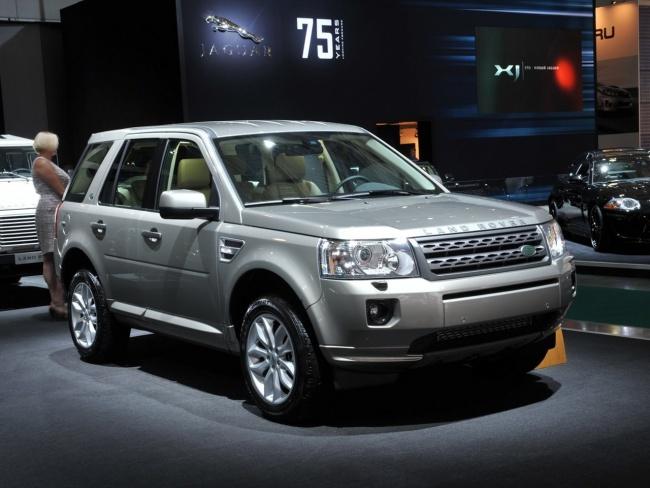 ММАС-2010: Мировая премьера Land Rover Freelander 2