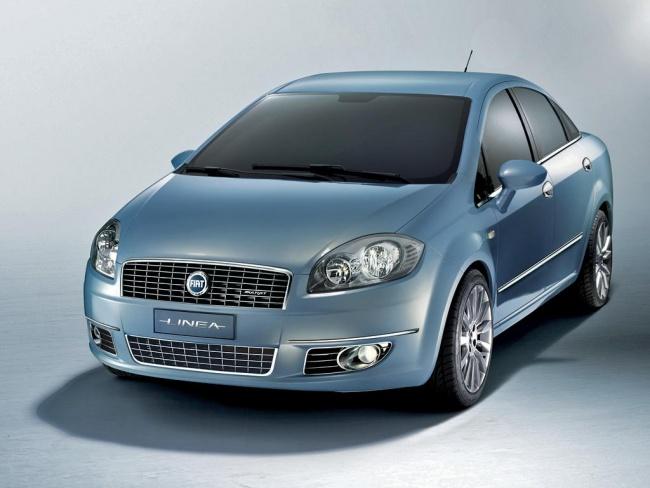 Российский Fiat Linea - подождем до сентября