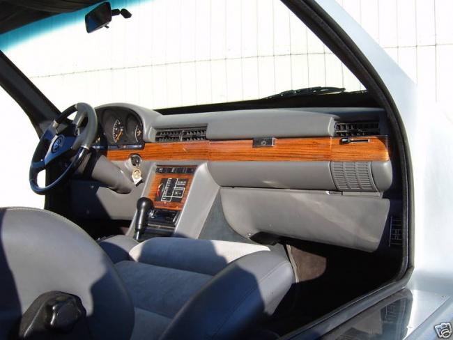 Franco Sbarro Mercedes Gullwing