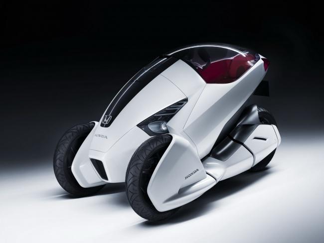 Концепт Honda 3R-C