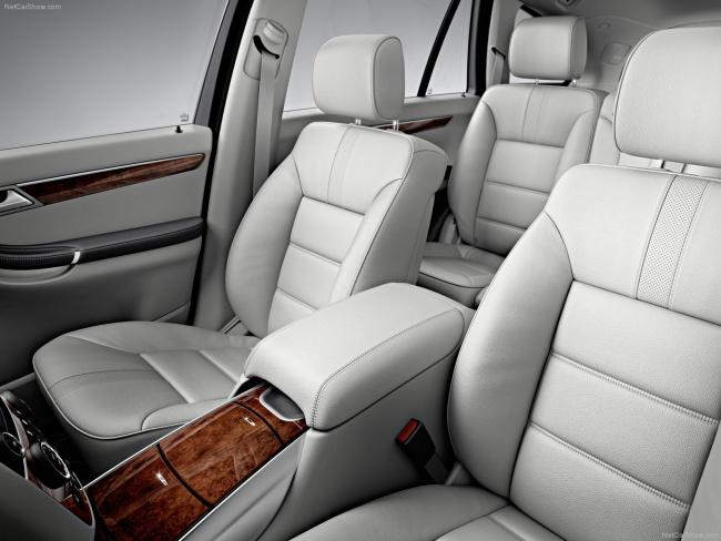Передние кресла Mercedes-Benz R-Class
