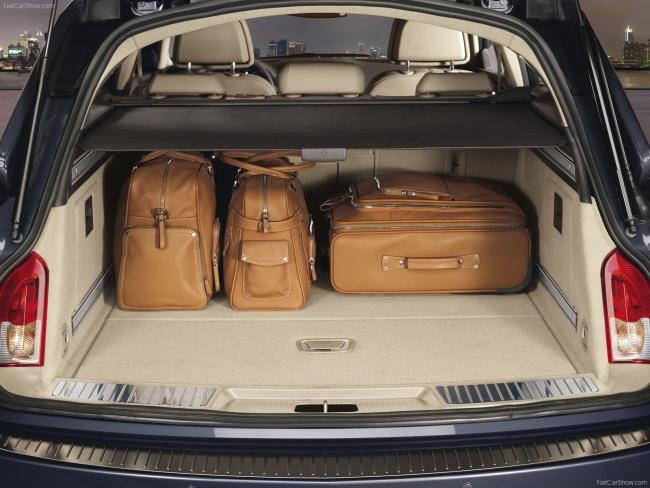 Багажное отделение Opel Insignia Sport Tourer