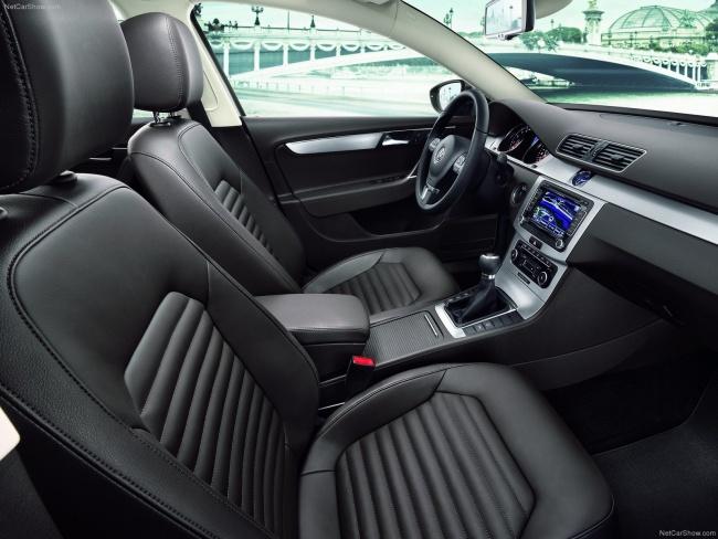 Париж-2010: Мировой дебют Volkswagen Passat B7