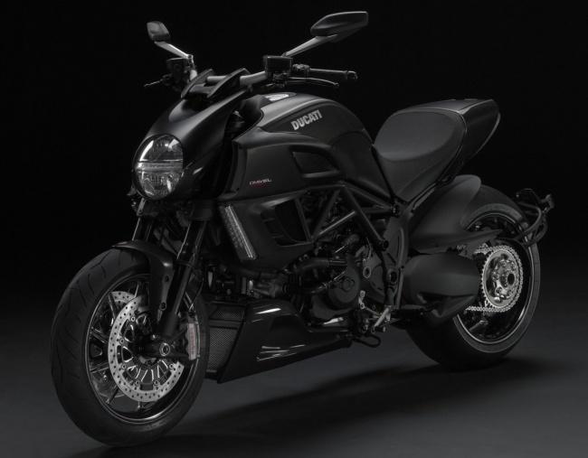 В Милане прошел мировой дебют нового Ducati Diavel