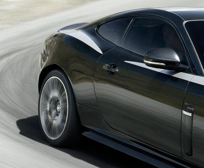 2011 Jaguar XKR 75