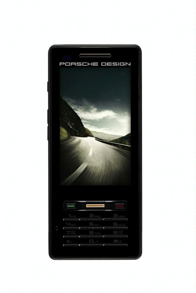Телефон  P'9522 Black Edition от Porsche Design