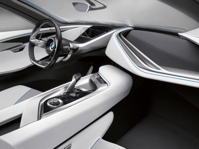 BMW Vision EfficientDynamics Concept салон