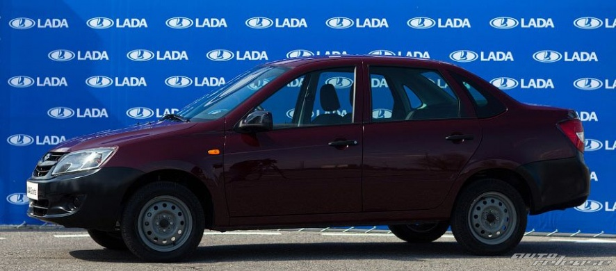 Avtovaz will bring to the interauto 2011 lada granta with automatic transmission